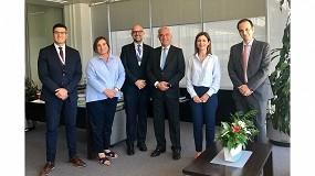 Foto de Veterindustria se reúne con la nueva directora de la AEMPS