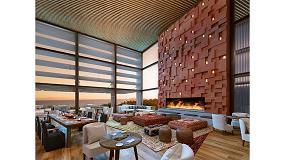 Foto de MH Parquet con su Colección Energía Natural elige los acabados de Milesi en la decoración del Hotel Kaplankaya de Turquía