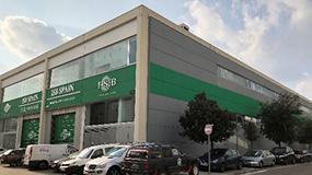 Foto de Euro Bearings Spain amplía sus instalaciones para atender nuevos retos