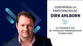 Foto de El consejero delegado de Hyperloop TT, Dirk Ahlborn, participará en la primera edición de S-Moving