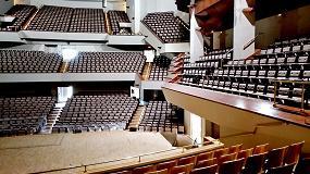 Foto de LDA Audio Tech proporciona el nuevo sistema de megafonía y evacuación por voz para el Auditorio Nacional de Música