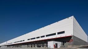 Foto de Inbisa Construcción finaliza una plataforma logística de última generación en Getafe para B.C.M. (MCA) e Invesco