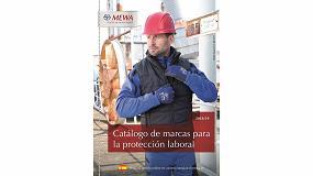 Foto de El nuevo catálogo de marcas para la protección laboral de Mewa 2018/19 ya está aquí