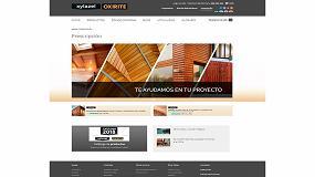 Foto de Xylazel lanza una aplicación para los profesionales de la madera