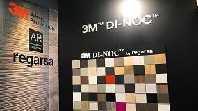 Foto de 3M presenta sus últimas novedades en materiales decorativos DI-NOC y láminas de control solar
