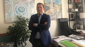 Foto de Entrevista a César Luaces, director general de la Federación de Áridos (FdA)