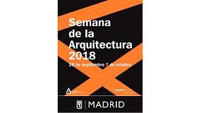 Foto de Mapei patrocina la XV Semana de la Arquitectura del COAM