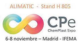 Foto de Alimatic mostrará lo último en periféricos en Chemplast 2018