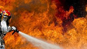 Foto de Tecnalia, primer y único laboratorio español acreditado para la norma BS 8414 de comportamiento frente a incendio a gran escala para fachadas