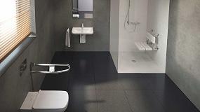 Foto de Diversidad en el diseño del baño hotelero de Duravit