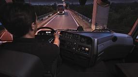 Foto de Roadpad, el nuevo sistema multimedia y de navegación a bordo de Renault Trucks