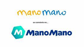 Foto de Rebranding completo para la marca ManoMano