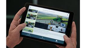 Foto de Joseph Vögele presenta su nueva app para operadores de pavimentadoras de carreteras