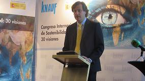 Foto de Michael Braungart, experto en Cradle to Cradle y fundador de la Agencia EPEA, inaugurará el I Congreso Mundial de Sostenibilidad