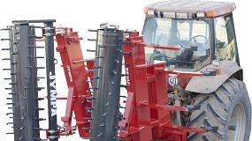 Foto de Jympa acude a la Feria de Lleida con subsoladores y cultivadores para tractores de alta potencia