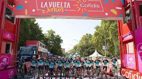 Foto de hansgrohe disfruta de la final de La Vuelta 2018 en Madrid