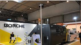 Foto de Borche estará presente en Chemplast 2018 de la mano de socio Goher