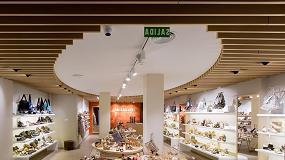 Foto de Solis de Aurora Lighting: lo último en iluminación eficiente en retail