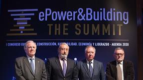 """Foto de El futuro de la construcción, a debate en """"ePower&Building The Summit"""""""