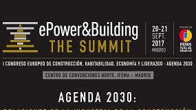 "Foto de IFEMA convoca ""ePower&Building THE SUMMIT"""
