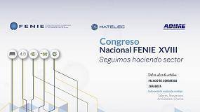 Foto de Matelec y Matelec Industry suman fuerzas para impulsar el Congreso Nacional de Fenie