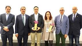 Foto de PF1 interiorismo y Zennio, galardonados con los premios InteriHOTEL