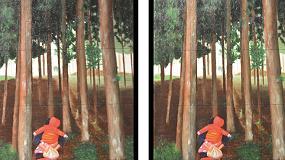 Foto de AULA CD: Comparación técnica y perceptiva de la iluminación de una obra pictórica con luz led y luz halógena