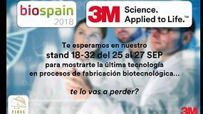Foto de 3M estará presente en Biospain