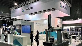 Foto de Hexagon presenta en MetalMadrid su amplia gama de soluciones de Manufacturing Intelligence