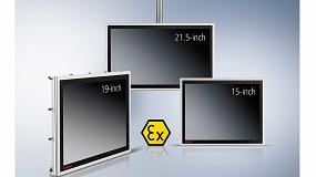 Foto de De alta calidad y elegante: monitor multitáctil para zona Ex 2