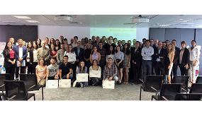 Foto de Saint-Gobain Placo premia a alumnos de Arquitectura Técnica de las Universidades de Alicante y Burgos en su 'III Concurso de Innovación Soluciones Placo'