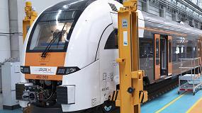 Foto de La fabricación aditiva, protagonista del primer centro de mantenimiento ferroviario digital