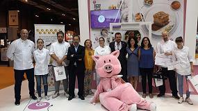 Foto de Emilia Piñero, ganadora de 'Concurso Interporc Promesas de la Cocina'