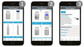 Foto de Nueva aplicación para líneas de productos farmacéuticos