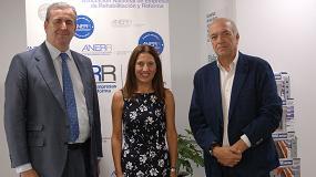 Foto de Anerr firma un acuerdo con el Deutsche Bank para facilitar el acceso a la financiación de obras de reforma y rehabilitación