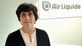 Foto de Ana Garzón, nueva directora de Operaciones de Grandes Industrias de Air Liquide España y Portugal