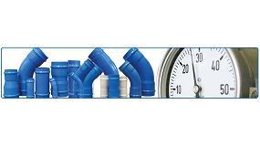Foto de ecoFITTOM, accesorios de PVC-O para el transporte de agua