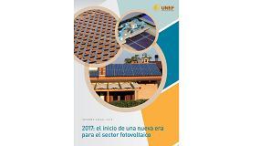 Foto de Unef presenta su Informe Anual de la industria fotovoltaica