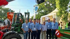 Foto de Farming Agrícola se acerca a sus clientes andaluces a través de la feria Agroporc