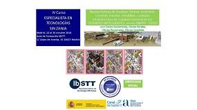 Foto de Ibstt lanza la cuarta edición del Curso de Especialista en Tecnologías Sin Zanja
