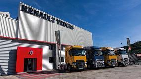 Foto de Renovación del servicio Renault Trucks en Navarra
