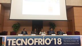 Foto de Tecnofrio, congreso de referencia del sector del frio tras el éxito de su última edición