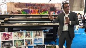 Foto de La apuesta de HP por el gran formato en C!Print Madrid 2018