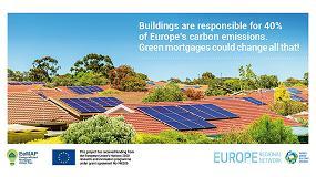 Foto de Un nuevo informe de WorldGBC propone que las hipotecas sobre viviendas sostenibles protegan al usuario frente al riesgo financiero del cambio climático