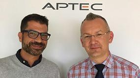 Foto de Ricardo Sánchez Alonso, nuevo director comercial de Aptec