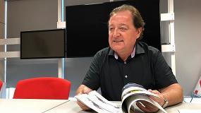 Foto de Entrevista a José María Sánchez, gerente de Mirka Ibérica