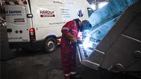 Foto de Hardox Wearparts Center Donosti presenta el Servicio integral en productos antidesgaste