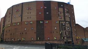 Foto de Your Homes Newcastle (YHN) reduce el índice de delincuencia en más de 65 edificios de alquiler mediante el empleo de tecnología de vídeoseguridad de Dallmeier