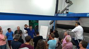 Foto de Pieralisi apoya la formación de maestros de almazara en Castellón