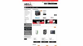 Foto de Megaindustrial.shop, la tienda online para el control y la automatización industrial